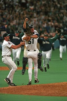 #MarinersHOF Moment: 1995 AL West Clinch #Mariners