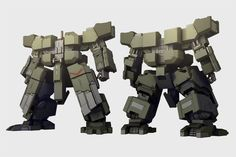 front mission evolved wanzer - Grapple