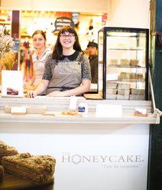 The Honeycake - www.fremantlemarkets.com.au
