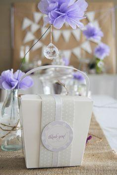 Sweet Little Parties: goodie bags