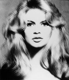 Brigitte Bardot by Richard Avedon