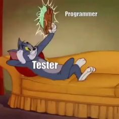 Looking for computer science programming help to secure A+ Grade in your Academics? Get high-quality computer science Assignment and homework help service by AllProgrammingHelp professionals. Funny Vid, Crazy Funny Memes, Funny Clips, Wtf Funny, Funny Relatable Memes, Funny Jokes, Computer Jokes, Computer Science Humor, Tom And Jerry Funny