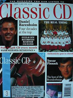 Classic cd issue 3  daniel #barenboim/trevor #pinnock/gamelan (cd not #included),  View more on the LINK: 	http://www.zeppy.io/product/gb/2/371740035470/