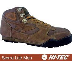 Circa 1978, Sierra Lite hiking boot