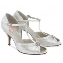 464ca0fe54a 68 Best wedding shoes images in 2014 | Bridal shoe, Bhs wedding ...