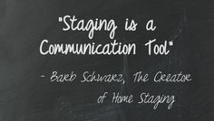 Check out my new blog post as to why Staging is key to selling a house! HeatherSimsRealtorBlog.com, Ebby Halliday Realtors