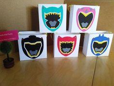 30 ideias para uma festa Power Rangers | Macetes de Mãe