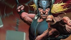 Thor Comic HD Desktop Wallpaper