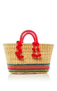 Taormina Juana Tote by NANNACAY for Preorder on Moda Operandi