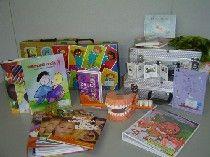 Diverse materialen ter ondersteuning van scholen.