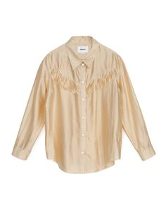 NAGA - Western detailed shirt - Creme Westerns, Model, How To Wear, Shirts, Collection, Tops, Style, Fashion, Swag