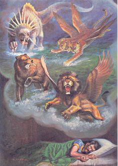 Sonho de Nabudonosor (Daniel 7)