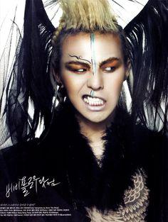 Vogue Korea | This Vogue Korea editorial is my favorite G-Dragon magazine photo ...