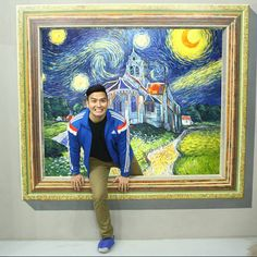 Forget about the stodgy institutions banning selfie sticks. Now there's a museum specifically designed for social media snapshots. Art in Island, in the Filipino capital of Manila, encourages visitors to take playful pictures with replicas of the world's most famous masterpieces. | via Travel + Leisure