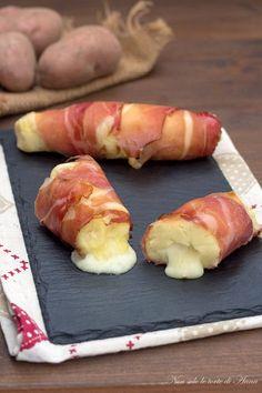 Bombe di patate filanti dentro e croccanti fuori
