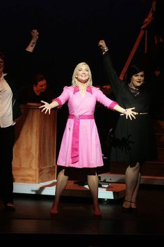 Elle Woods - Costuming by R MAHONEY DESIGN - Legally Blonde the Musical