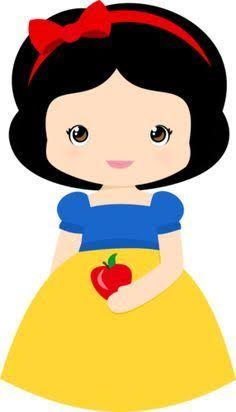 Resultado de imagen para princesas disney cute