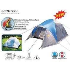 HIGH PEAK South Col 4 Season Backpacking Tent 3 person 97 lbs * Be sure to check out this awesome product.