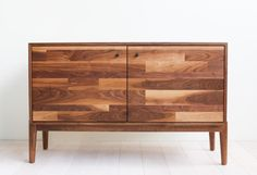 Mixed Wood Belmont Media Cabinet  Available in other by hedgehouse