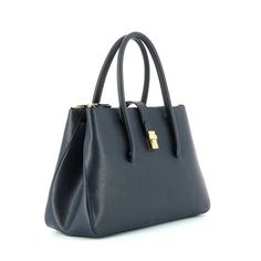 The beauty and elegance of handcrafted Italian leather handbags. Italian Leather Handbags, Blue, Fashion, Moda, Fashion Styles, Fasion