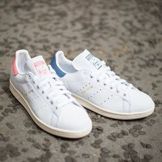 Adidas continue to add some colour to the classic #stansmith here are the two newest to have landed in store online already and with a price of 80 a good summer option #adidas #adidasstansmith #adidasoriginals #sneakerhead #sneakers #footwear #kicks #kotd #trainers #streetwear #fashion #complexkicks