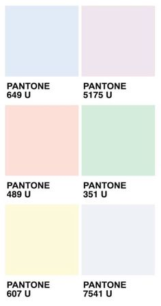 simple home decor Pastel Colour Palette from Pantone - 5 Simple ways to beautify your bathroom decor! Your own home decor could be transformed in a few simple steps Pastel Colour Palette, Colour Pallete, Colour Schemes, Pastel Colors, Color Combos, Pastel Shades, Pastel Color Wallpaper, Pastel Yellow, Purple Yellow