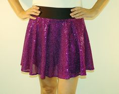 $30 Purple sparkle skirt We could make these ourselves for MUCH less! Like around $5 or $6 each