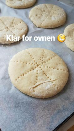 Savoury Baking, Bread Baking, Norwegian Food, Bread Machine Recipes, Tasty Dishes, No Bake Cake, Love Food, Food And Drink, Cooking Recipes