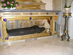 Canonization of Ste. Catherine Labouré by Pope Pius XII - Her incorrupt body rests at Rue du Bac in Paris.