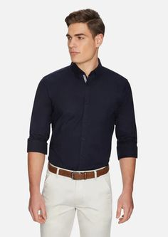 Check out our authentic range of men's shirts. Shop long sleeve shirts online any time or visit your nearest yd store. Stay in front of the game with yd Mens Clothing. Long Sleeve Tops, Long Sleeve Shirts, Mens Shirts Online, Men's Shirts, Striped Linen, Shirt Shop, Workwear, Range, Man Shop