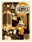 Retro Disney Vector Art - Awsome