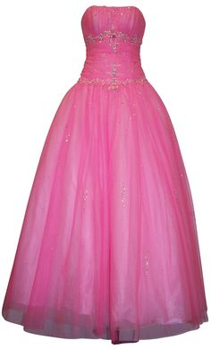 Beaded Mesh Fairy Prom Dress Formal Ball Gown | Junior Plus Size Prom Dresses