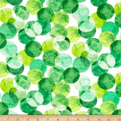 Designed by Maria Kalinowski for Kanvas. Colors include white and shades of green.