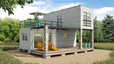 Modulhome | Casas modulares | Montaje en 48 horas