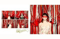 Idea for Work Holiday Party Photobooth