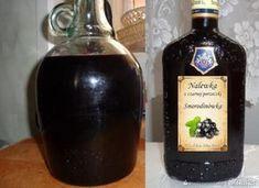 Nalewka z czarnej porzeczki według przepisu Marioli.