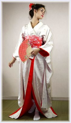 Wedding Kimono wonderful