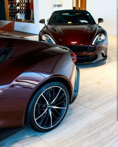 Aston Martin Vanquish Volante & Aston Martin Zagato