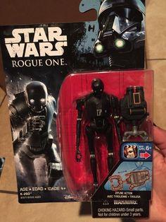 ToyzMag.com » Star Wars Rogue : les figurines Hasbro en photos