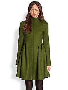 Nanette Lepore - Skyscape Wool Coat