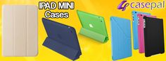 Buy Ipad Mini Cases Only at casepal.com