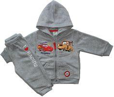 Tepláková súprava - CARS http://www.milinko-oblecenie.sk/detske-oblecenie-2/thermo-teplakova-suprava-cars--siva/