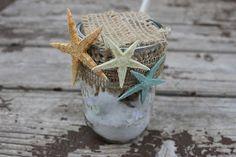 """Isabelle Thornton"" Le Chateau des Fleurs: Coastal Fireflies jar craft for kids"