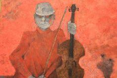 El muchacho del violin - Rufino Tamayo
