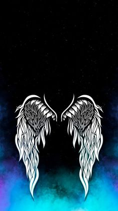 Angel Wings iPhone Wallpaper - iPhone Wallpapers