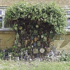 Need to do this in the garden~V.