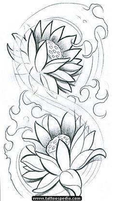 japan tattoo lotus - Hľadať Googlom
