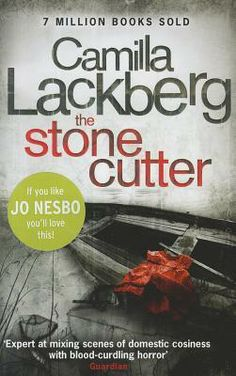 The Stonecutter.    A great page-turner mystery!  From a fantastic Swedish authoress.