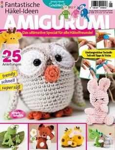 Petites Magazine Amigurumi : Plus de 1000 idees ? propos de Amigurumi sur Pinterest ...