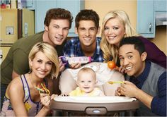 Baby Daddy - Photo promotionelle - Saison 2